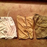Workout Shorts Swimming Trunks Normal Shorts